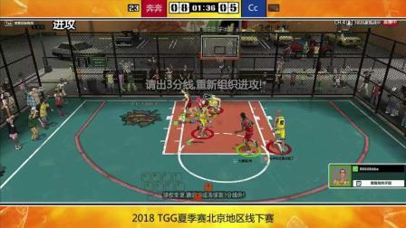 2018TGG夏季赛北京站FS2决赛CC VS 奔奔