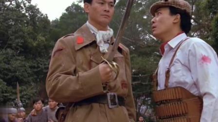 30年前的动作电影, 梁朝伟、张学友都是打酱油的, 当时最红的是他