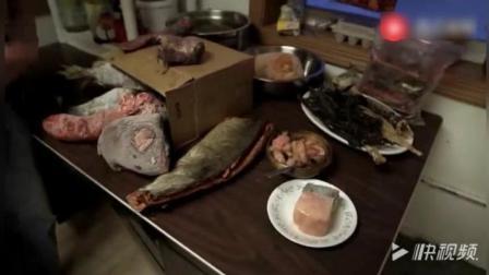 爱斯基摩人晚餐, 全部来自大自然