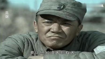 魏和尚欺负段鹏被挑战, 这拳脚功夫厉害, 李云龙看乐了