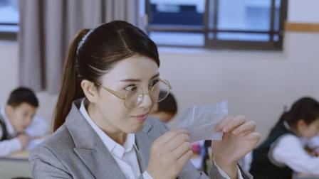 考试作弊就服虾米糖与虾米丸, 当老师打开纸条不淡定啦! 城会玩