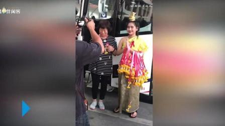 去泰国时见过泰式微笑的朋友, 有多少能学会?
