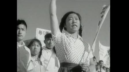 为了和平:同志们都上街高喊,他们到底在干啥?好像很红火!