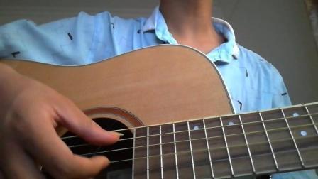 〖吉他弹唱〗纸短情长-烟把儿乐队【童话茵】