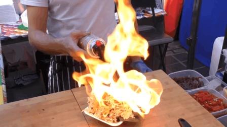 火烤艺术, 墨西哥玉米饼, 好看好吃