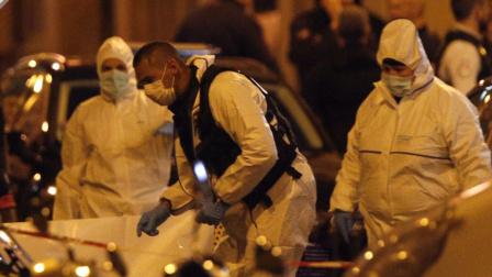 巴黎市区突发持刀袭击1死4伤