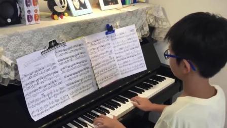 钢琴曲: 深吸一口气, 要开始练生无可恋的土耳其进行曲了