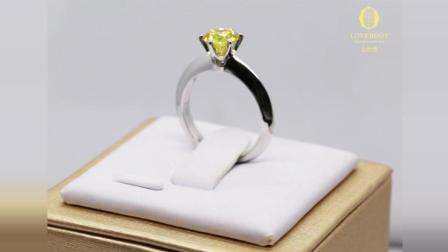 骨灰钻石生命钻石戒指——ashes diamond