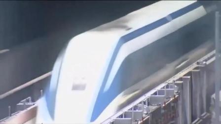 怒了!日本耗资3000亿造世界第一快的磁悬浮列车,提速比飞机还快
