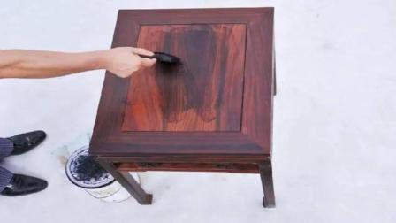 红木家具厂家为什么要给红木补粉? 看完终于知道其中猫腻