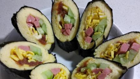 日本妈妈疯学的吐司早餐走红, 做出来一口一个, 学会赚了!