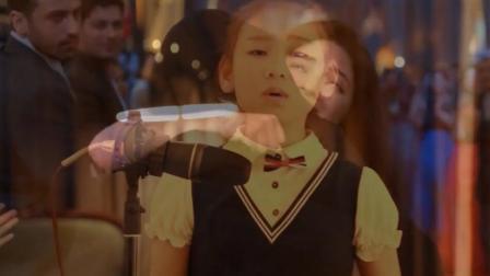 国产00后女孩翻唱《神秘巨星》插曲, 空灵到单曲循环!