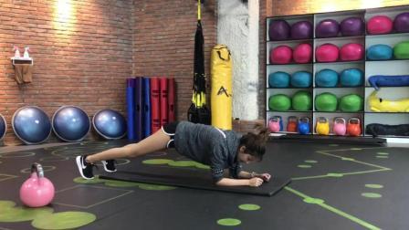 第二天: 体能训练加强版, 一起练吧!