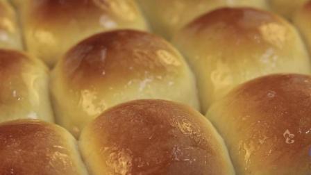 「蜂蜜牛奶小排包」好吃的, 还能在家轻松做