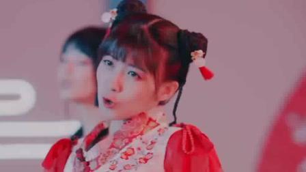 SING赖美云《寄明月》舞蹈, 满满的中国风, 小七最可爱