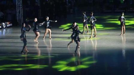 2018中国岳阳第二届世界舞蹈大赛拉丁舞--武冈索尔艺术学校