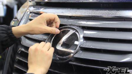 雷克萨斯LEXUS  RX300全车XPEL隐形车衣漆面保护膜专车专用经典案例