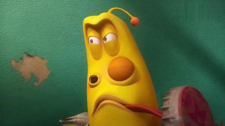 爆笑虫子之虫虫乒乓球大赛, 原来大黄才是深藏不露的高手