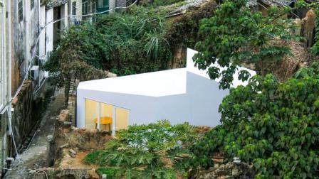 他用2小时在广州市区盖了栋房子, 只花15万