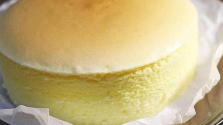 NoNo甜事之轻乳酪芝士蛋糕