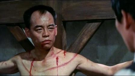跆拳震九州岛 《跆拳震九州》  高丽人被受酷刑 惨遭烙铁烫昏