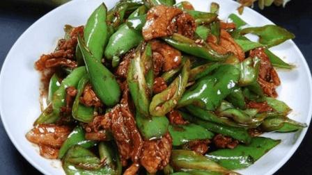 大厨揭秘青椒炒肉做法, 学会这3个窍门, 比饭店好吃100倍
