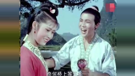 电影刘三姐, 超清情歌对唱《世上哪有树缠藤》