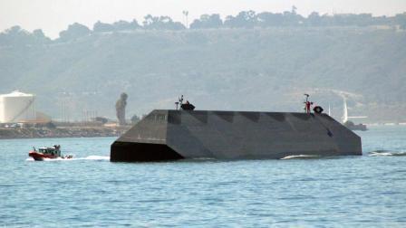 美军神秘的海影号试验舰, 军事领域第一款隐形舰艇