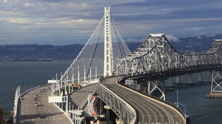中国桥梁技术走向世界, 美国: 桥被震坏了, 赶紧给我们修修