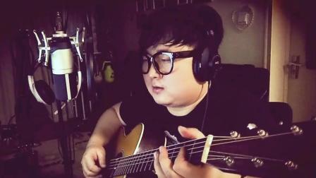 王若琳《亲密爱人》阳仔玩吉他 cover