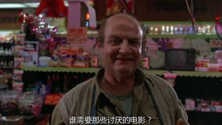《七年风暴 普通话版》  史蒂文席格秀身手 利索撂倒众悍匪