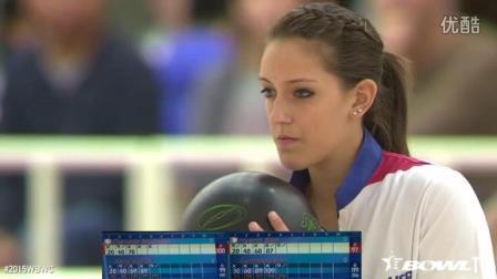 世界女子保龄球锦标赛-双人人决赛片段61