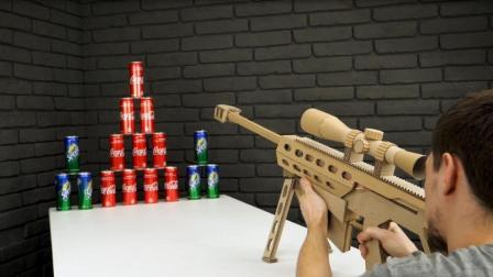 【MiniGear】活着不好么 为什么要捡98K? DIY属于自己的狙击步枪