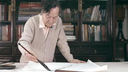 跟随李苦禅先生24载, 尽得大师真传 艺视中国 崔瑞鹿