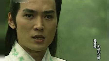 杨宗保大战杨四郎的儿子, 在辽国长大的就是彪悍
