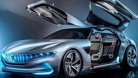 增程式黑科技, 续航超1000公里, 正道汽车只租不卖!