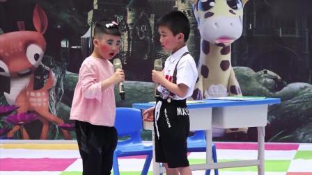 六一儿童节舞蹈  神墨教育口才班小品   考试了