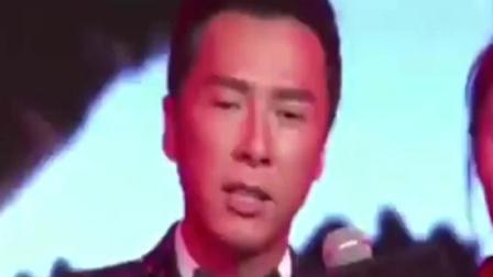揭秘当年甄子丹被吴京10秒钟放倒是真是假, 看完这段视频你就明白了!