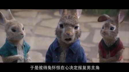 大老爷们竟然打不过一只兔子, 好尸七分钟带你看完【彼得兔】人不如动物系列