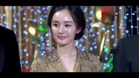 杨幂携带本公司艺人迪丽热巴, 第一次参加金鹰节, 总裁范知足