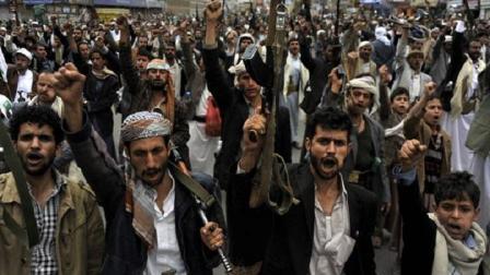 又一中东火药桶爆炸! 刚刚, 沙特战机再次空袭也门首都