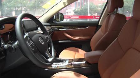 [车壹周] 汉腾X7S车型介绍