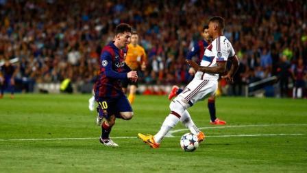 足球训练丨如何像梅西一样盘带