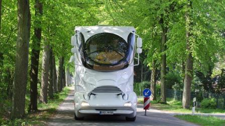世界上最贵房车, 一辆1800万, 有膨胀的敢点进来吗?