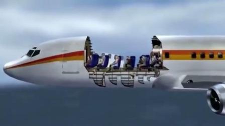 飞机破个洞, 到底有多危险, 你可能想不到!