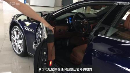 四门豪华轿跑鼻祖——2018款玛莎拉蒂总裁SQ4四驱豪华运动版新车上市傲视群雄