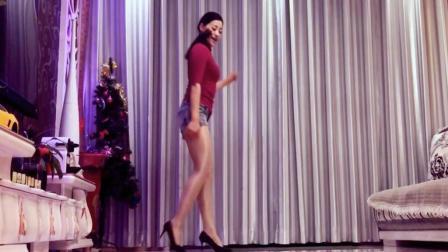 最美的鬼步舞《最远的你是我最近的爱》高跟鞋跳舞切勿模仿