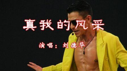 刘德华粤语经典歌曲《真我的风采》怀旧金曲, 90年代粤语流行乐坛的代表作品, 好听极了