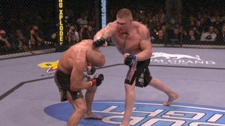 UFC91 布洛克·莱斯纳终结兰迪加冕UFC重量级冠军
