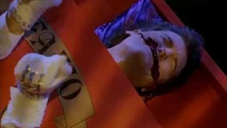 《鬼精灵3》  当众锯断魔术师 血腥场面引混乱